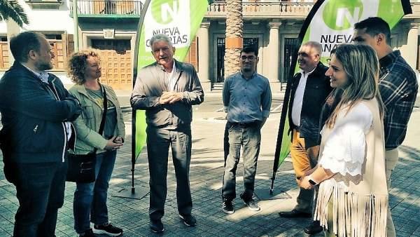 28A.- Quevedo (NC) Aboga Por Una Mayoría Progresista Para Impulsar La Reforma De La Constitución