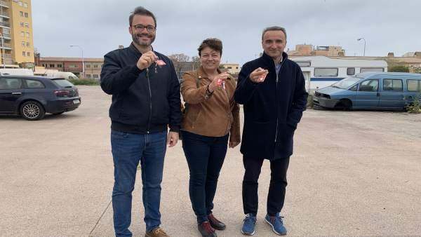 28A.- Pere Joan Pons Asegura Que 'Consolidar El Derecho A La Vivienda' Es Una De Las 'Prioridades' De Los Socialistas
