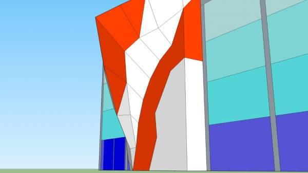 Astillero.- La ampliación del rocódromo interior de La Cantábrica costará 19.000 euros
