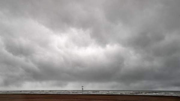 La playa de la Malvarrosa de Valencia
