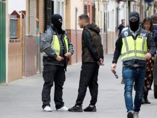 Presunto yihadista de Sevilla