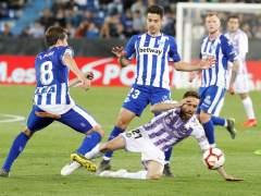 Alavés y Valladolid empatan en Vitoria.