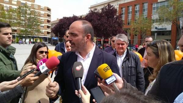 28A.- Fernández-Bravo asegura que Cs 'no va a permitir' que el Gobierno 'esté en manos de los nacionalistas'