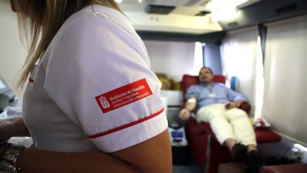 El ICHH continúa con su campaña de donación de sangre en Gran Canaria, Lanzarote, Tenerife y El Hierro