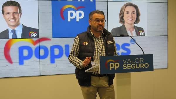28A.- 'Solo Si Gobierna El PP Se Garantiza La Unidad De España Y Para Eso Hay Que Votar Al PP Y No A Otras Opciones'