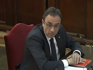 Interrogatorio A Josep Rull En El Juicio Por El 'Procés'