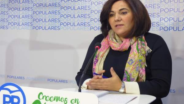Córdoba.- 28A.- Redondo defiende que PP propone una 'política integral' al servicio de los mayores