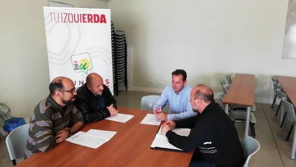 Cádiz.- 28A.- Unidas Podemos apuesta por la gestión pública del agua y se compromete a facilitar la remunicipalización