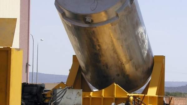 ATC.- El TSJ de Castilla-La Mancha anula la ampliación de la protección de la Laguna de Hito que impedía el silo