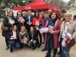 Granada.- 28A.- PSOE apuesta por el fomento del deporte como 'derecho de toda la ciudadanía'