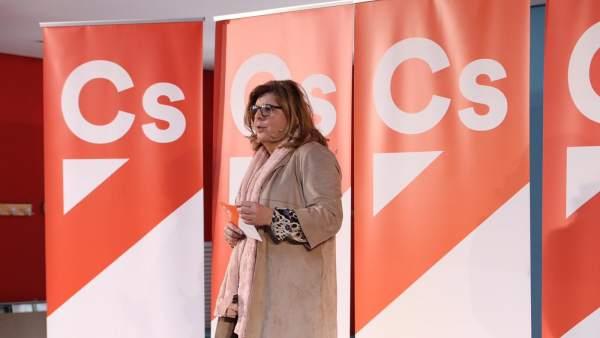 28A.- Domínguez (Cs) Trabajará En Madrid Contra El Paro, La Despoblación Y Por Infraestructuras 'Dignas' Para Cáceres
