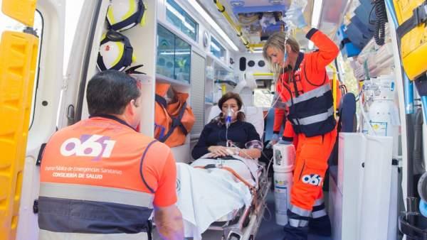 Málaga.- S.Santa.- La Junta reforzará en Málaga los dispositivos sanitarios y de emergencias en Semana Santa