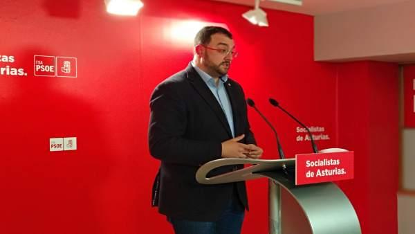 28A.- 'A mí la reconquista que me gusta es la de los derechos', sostiene Barbón (PSOE)