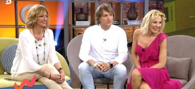 Isamel Beiro, María José Galera y Ania Iglesias