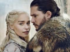Daenerys Targaryen y Jon Snow