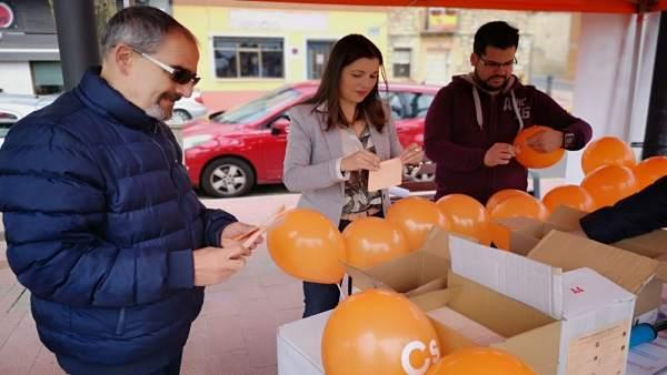 Mayo (Cs) apuesta por una plan de natalidad 'de verdad' frente a los 'parches' promovidos por PP y PSOE