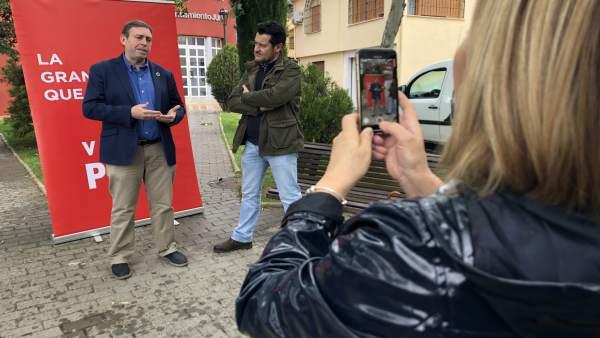 Granada.- 28A.- El PSOE se compromete a extender las redes de banda ancha de última generación 'a todos los municipios'