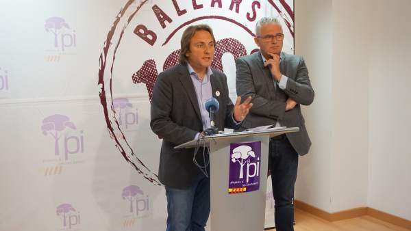 28A.- El PI reclamará la equiparación salarial de residencia para empleados públicos en Baleares si llega al Congreso