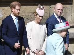 El príncipe Harry, en el cumpleaños de la reina