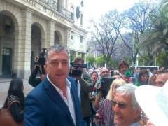 El alcalde de Coripe (Sevilla) resta importancia a la quema de Puigdemont en la