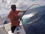 Pesca complicada