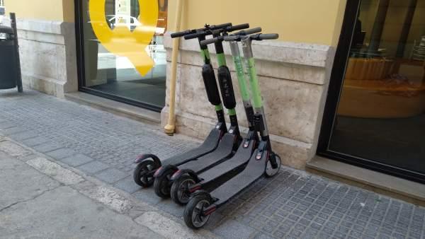 Málaga.- Los patinetes eléctricos y el patrimonio histórico centran el pleno del Ayuntamiento de Málaga