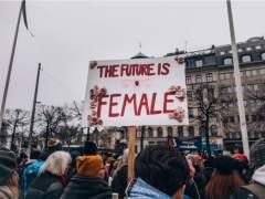The future is female.