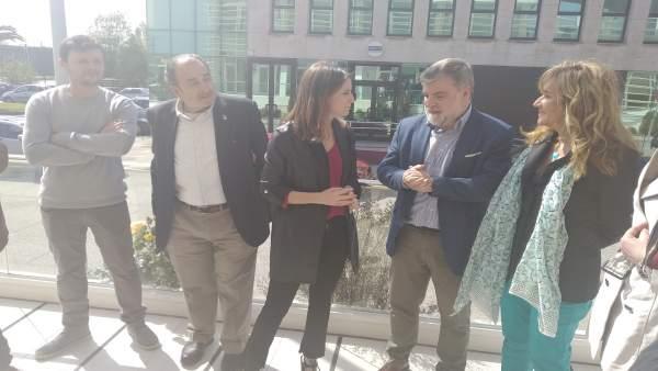 28A.- Levy (PP) Defiende 'Hacer Fuerte' Al País 'Trabajando' Y No 'Gritando Muy Fuerte España'