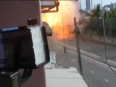 Explota una furgoneta en Sri Lanka sin dejar víctimas