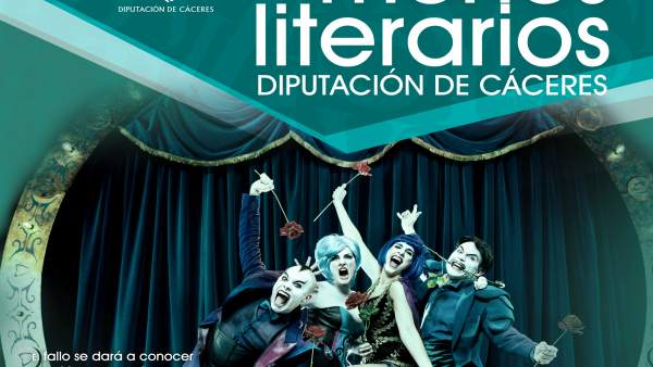 [Grupoextremadura] Galas Premios Literarios Diputación De Cáceres