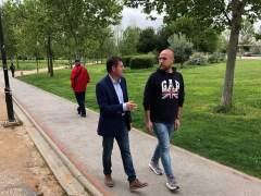 Granada.- 28A.- El PSOE potenciará su apuesta por las renovables y Sierra Nevada dentro de la Red de Espacios Naturales