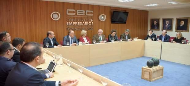 Cádiz.-28A.- PP apuesta por fomentar el empleo en la provincia facilitando la creación de nuevas empresas