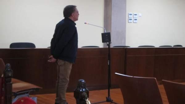 Jaén.- Tribunales.- Condenado a tres años de cárcel por robar con violencia a un anticuario de Andújar