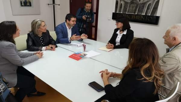 Huelva.- 28A.- PSOE aboga por una nueva Ley de Universidades con mejor financiación y que las iguale en toda España