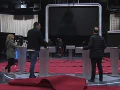 Árbitros ACB controlan candidatos