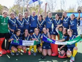 El Club de Campo, campeón de Europa
