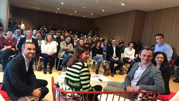 28A.- Duque Defiende 'Las Políticas De Inversión A Largo Plazo' Frente A Una Derecha Que 'Opta Por La Economía Del Hoy'