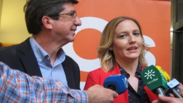 Jaén.- 28M.- Marín (Cs) augura que 'la fuerza' de Cs en la provincia permitirá la representación en el Congreso