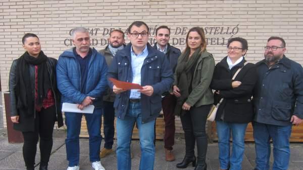 26M.- Marín-Buck Será El Candidato De Cs A La Alcaldía De Castellón Tras Renunciar El Número 1 Al No Aceptarse Su Lista