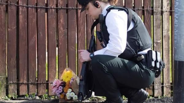 Periodista asesinada en Irlanda del Norte
