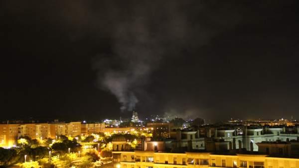 Cordoba.- Aire Limpio destaca que la Junta ha atendido sus denuncias sobre Cosmos y revisará la autorización ambiental