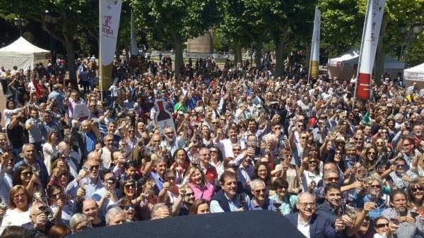 Día Movimiento DO en Logroño mayo 2017