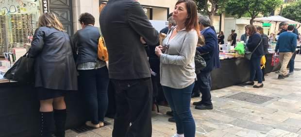 28A.- Armengol Dice Que Sánchezz 'Escenificó' Durante El Debate De RTVE 'Su Buena Gestión En Políticas Sociales'