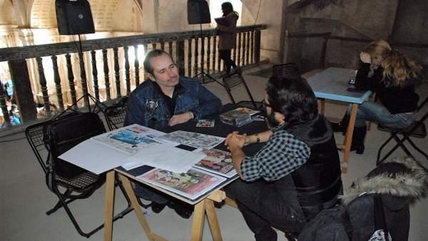 Jaén.- El Festival de Cómic Europeo de Úbeda acogerá un 'workshop' entre creadores y editores