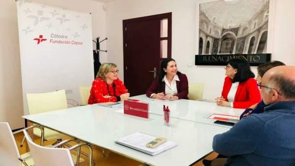 Huelva.-La Cátedra Fundación Cepsa de la UHU se centra en liderazgo, identificación de vertidos y responsabilidad social