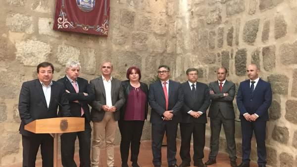 AV.- El matadero del ibérico se ubicará en Zafra (Badajoz) y podría ser una realidad en 2021