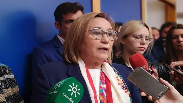 Huelva.- 28A.- Faneca (PSOE) muestra su apoyo al sector pesquero y confía en que pueda aumentarse la cuota de sardina
