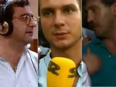 Periodistas deportivos españoles