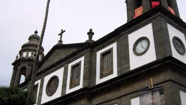 Acuerdan elaborar un diagnóstico sobre la seguridad del patrimonio eclesiástico de Canarias
