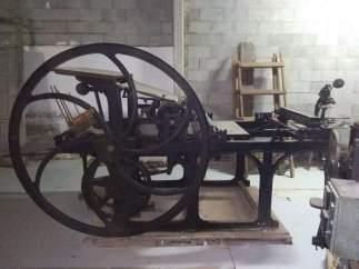 Azuara acra maquinaria